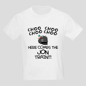 Jon Train Kids Light T-Shirt