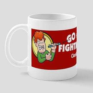 go fightin spitwads Mug