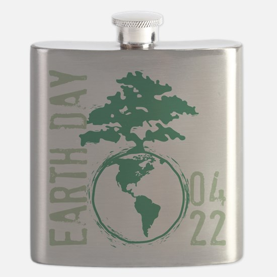 Earth Day 04/22 Flask