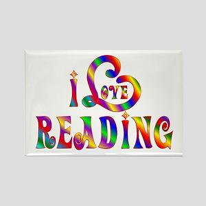 I Love Reading Magnets