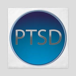 PTSD Queen Duvet