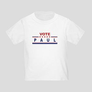 Ron Paul in 2008 Toddler T-Shirt