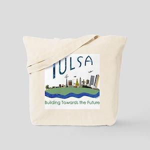 Tulsa Centennial Tote Bag