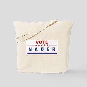Ralph Nader in 2008 Tote Bag