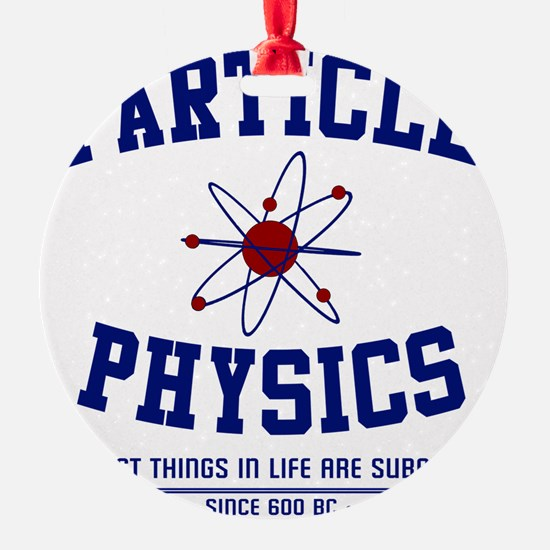 Particle Physics Ornament