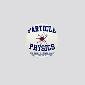 Particle Physics Mini Button