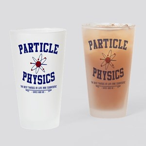 Particle Physics Drinking Glass