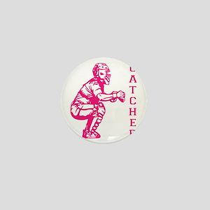 Catcher Mini Button