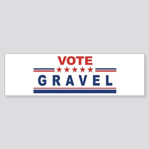 Mike Gravel in 2008 Bumper Sticker