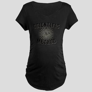 Scientific Method Maternity Dark T-Shirt