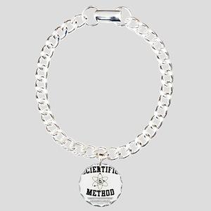Scientific Method Charm Bracelet, One Charm