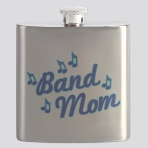 Band Mom Flask