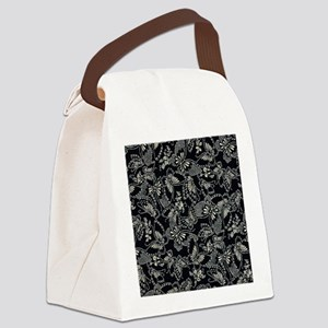Butterfly Beauties Canvas Lunch Bag