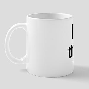 I Love My Threesome lightapparel Mug