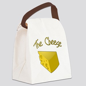 The Cheese Canvas Lunch Bag
