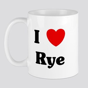 I love Rye Mug