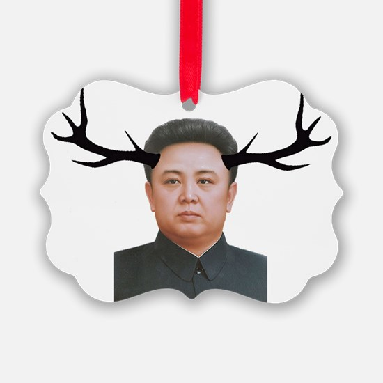 The Deer Leader Ornament