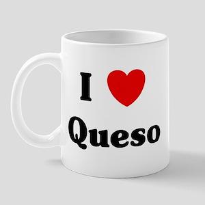 I love Queso Mug
