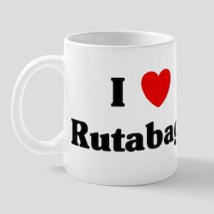 I love Rutabaga Mug