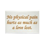 Love Lost Rectangle Magnet (100 pack)