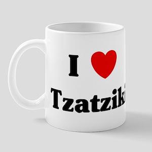 I love Tzatziki Mug