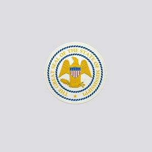 Great Seal of Mississippi Mini Button