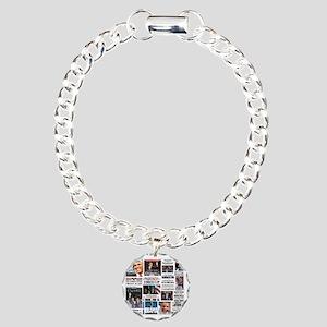 Obama Inauguration Charm Bracelet, One Charm