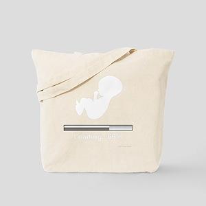 Baby Buffering...66% Tote Bag