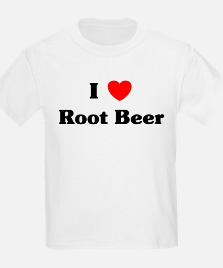 I love Root Beer T-Shirt