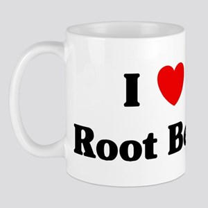 I love Root Beer Mug