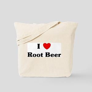 I love Root Beer Tote Bag