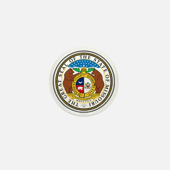Great Seal of Missouri Mini Button