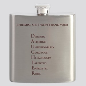 I promise sir, I wont bang your DAUGHTER Flask