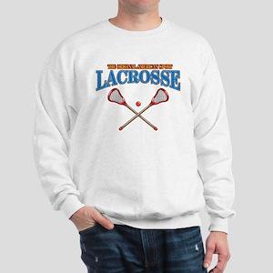 Lacrosse Original Americas Sport Sweatshirt