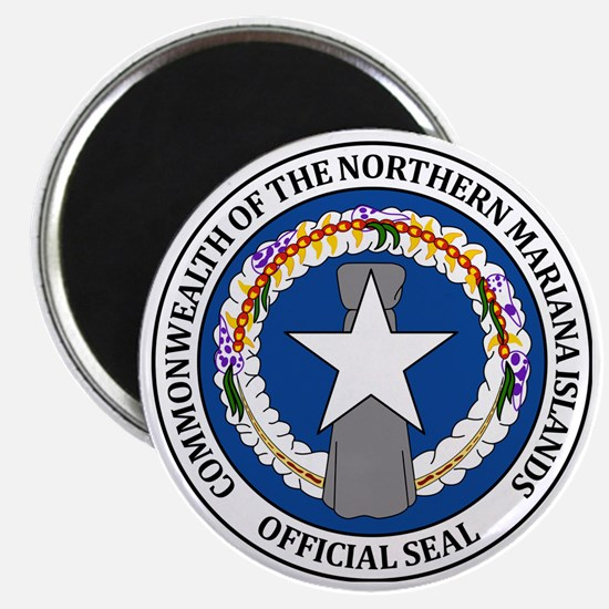 Seal of Northern Mariana Islands Magnet