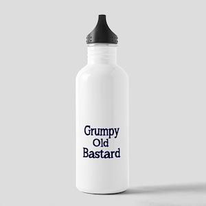 Grumpy old Bastard Water Bottle
