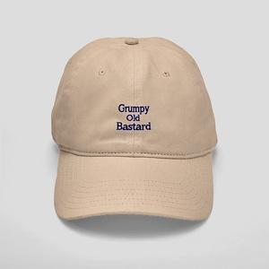 Grumpy Old Bastard Baseball Cap