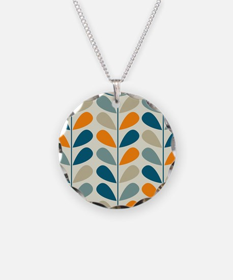 Retro Pattern Necklace