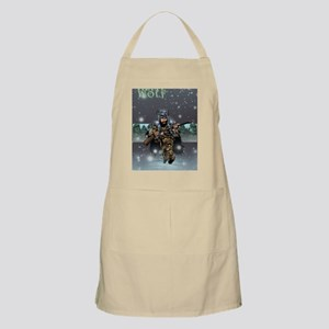 White Wolf (From The Longhunters) Apron
