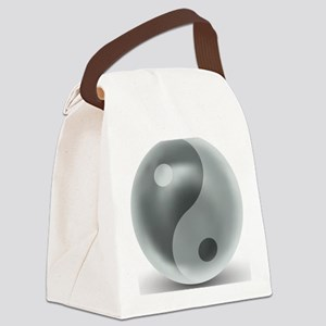 TheAcupuncturistslogo Canvas Lunch Bag