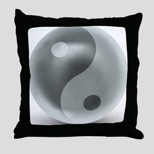 TheAcupuncturistslogo Throw Pillow
