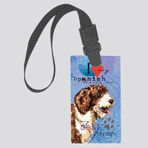 SWD-journal Large Luggage Tag