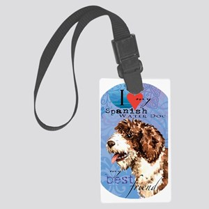 SWD T Large Luggage Tag