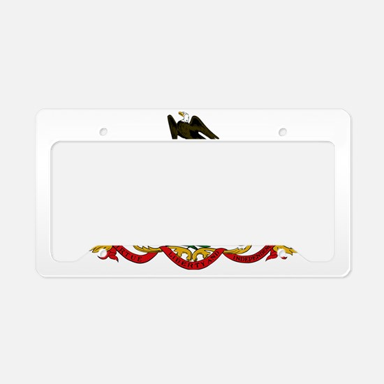 COA of Pennsylvania License Plate Holder