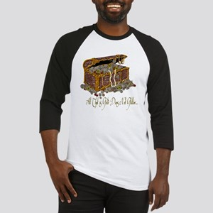 Treasure Chest All That Is Gold Baseball Jersey