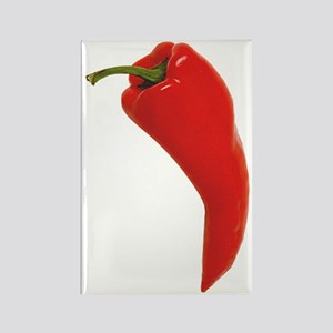 chili pepper Rectangle Magnet