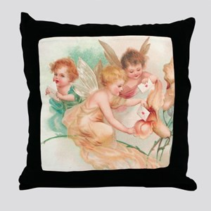 ca_shower_curtain2 Throw Pillow