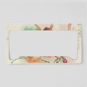 ca_alumin_licence_plate License Plate Holder
