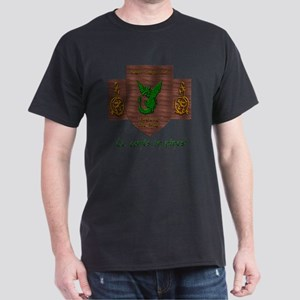 It Comes In Pints! Green Dragon Dark T-Shirt
