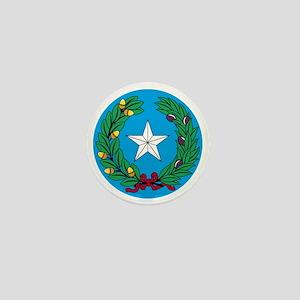 COA of Texas 1839-1845 Mini Button